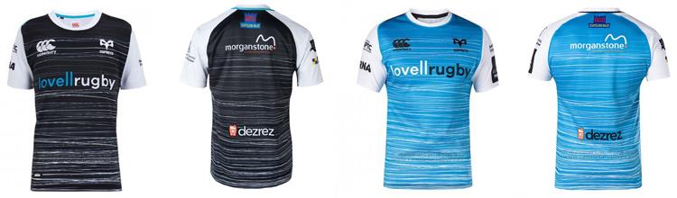 comprar camisetas rugby Ospreys