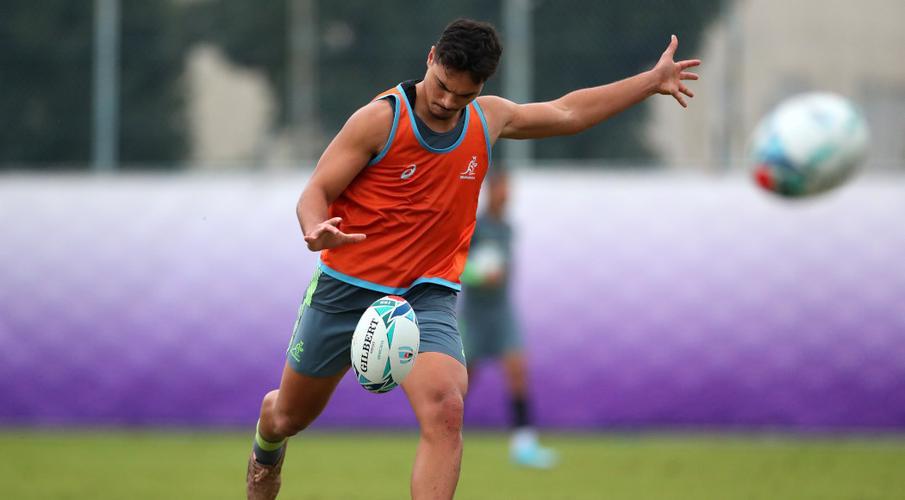 Australia suda por la forma física de Petaia después de una lesión en el hombro