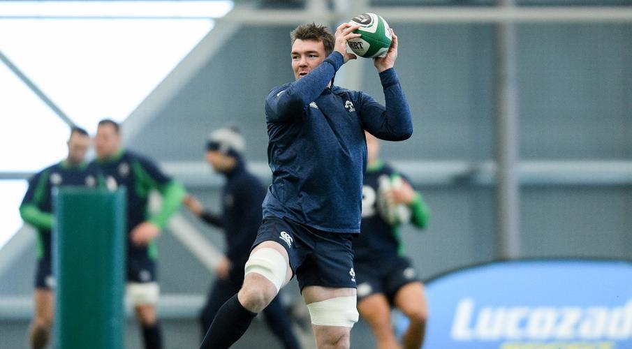 Irlanda recuerda a O'Mahony por Doris lesionada antes del partido de Gales