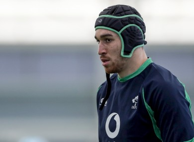 Los internacionales de Irlanda regresan mientras Connacht persigue los play-offs Pro14