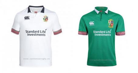 camiseta rugby British Irish Lions 2019