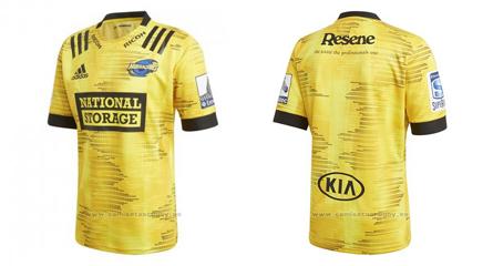 camiseta rugby Hurricanes 2019