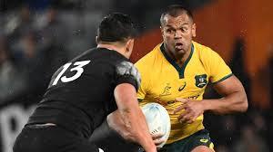 camiseta rugby Australia 2019